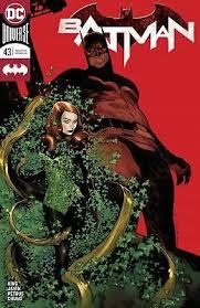 BATMAN #43 POISON Ivy Oliver Coipel Variant Nm 2018 Dc Comics - $2.99    PicClick