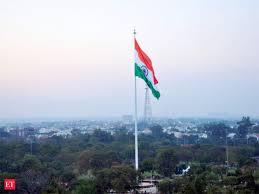 Flag Hoisting Pole Design National Flag Installation At Each Central University To