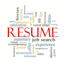 Resume Writing Looking For The On Ramp