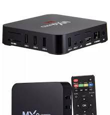 Biến TV thường thành Smart TV - MXQ Pro 2020Android Tivi Box MXQ - MXQ 4K  Nâng Cấp