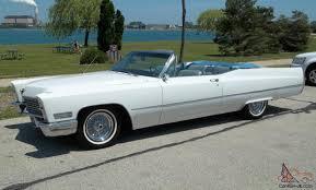 Cadillac De Ville Convertible - Excellent Condition