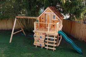 seattle swing set playhouse washington sets playhouses