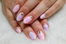 春らしいパステルカラー2色nail Foot Care Salon Lien所属