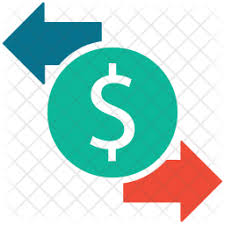 Of In Ai Style Available Money Eps Transfer Png Svg - amp; Flat Icon Fonts