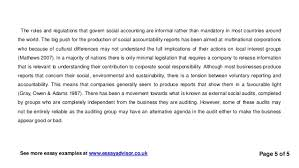 essay advisor essay example on corporate social responsibility  5