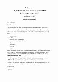 Hvac Technician Resume Format Fresh Tech Job Cover Letter Cover