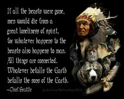 Chief Seattle quote quotes Native American Indian | Quote | Pinterest