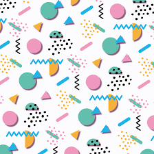 How To Create Pattern In Illustrator Unique Tutorial How To Create A Memphis Style Pattern In Adobe Illustrator