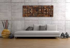 custom wooden photo wall art