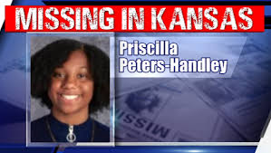 MISSING IN KANSAS: Priscilla Peters-Handley - KAKE