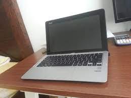 Cần bán MT Laptop lai Máy tính bảng ASUS Transformer T200TA máy còn BH  chính hãng