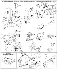 Tecumseh HH60-105096H Parts Diagrams