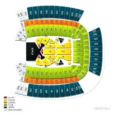 heinz field seating chart swift with and tickets 8 7 seats row numbers by
