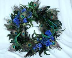 Delightful Peacock Home Decor Images