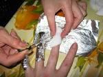 Как укоротить нарощенные ногти в домашних условиях