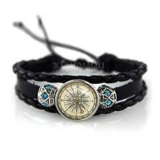 WUSHIMAOYI Stock Photo Old Compass jewelry ... - Amazon.com