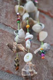 Diy Wind Chimes Seashore Windchimes Home Sweet Homemade