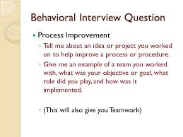 Examples Of Behavioral Interview Questions Star Behavioral Interview Questions Example
