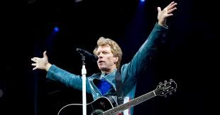 <b>Bon Jovi</b> releases powerful protest song 'American Reckoning ...