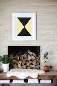 modern picture frames. Make This Bold And Textural Art\u2014 Perfect For Mixing With Antique Frames! Modern Picture Frames