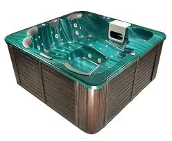 Jacuzzi Outdoor Spa for Six Persons B-316