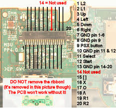 i immediately regret this decision gaming one to take the ps3 controller pcb and er wires directly to it here is a wiring pin out diagram for non dualshock sixaxis controller