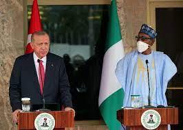 Turkey's Erdogan serenades Africa as 'alternative partner' to post-colonial  players