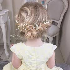 Bridesmaid Hairstyles 6 Inspiration 24 Cool Hairstyles For Little Girls On Any Occasion Pinterest