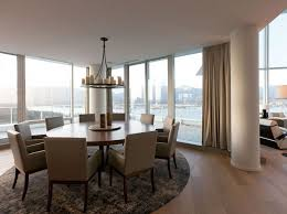 gorgeous modern large dining table modern round dining table sets delicious modern round dining