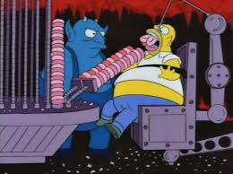 85  Treehouse Of Horror IV U2014 The Simpsons ShowTreehouse Of Horror Episode