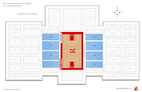 Rutgers Stadium Seating Chart Rac Louis Brown Athletic Center Rutgers Seating Guide