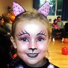 s cat makeup without face paint