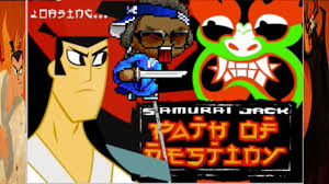tk play s samurai jack path of destiny what s your favorite show on cartoon network