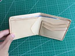make a leather wallet part 2 7