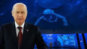 Cumhurbaşkanı Erdoğan'ın astronot için isim çağrısına Bahçeli'den öneri  geldi: Cacabey - GÜNDEM - Halkların Sesi