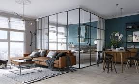 3 suggestions for choosing glass walls