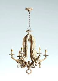 french wooden chandeliers chandelier