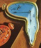surrealism art movement detail from salvador dali s work the persistence of memory 1931 showing his melting watches this particular work is one of the