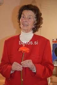 Karolina Kolmanič z življenjsko knjigo: Novele! – Bakos