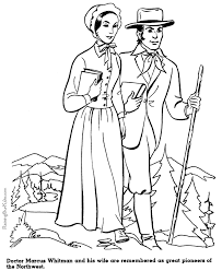Small Picture Marcus Whitman American history people coloring pages 042 SCHOOL