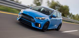 new car launches in germanyAllNew Focus RS Rolls off the Line in Germany Hot Hatch Set to
