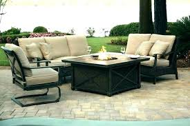 stunning patio sets with fire pit table fire pit patio furniture sets outdoor furniture with fire