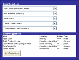 Instant Shopping Lists Or How Excel Can Improve Your Marriage