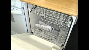 How To Quiet A Dishwasher Kenmore Portable Dishwasher Ultra Wash Quiet Guard 250 00
