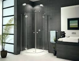corner shower insert