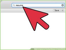 image titled upload an existing resume on careerbuilder step 1 resume career builder