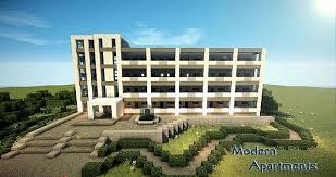 modern apartment building. modern apartment building k