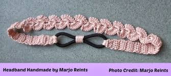 Thread Crochet Patterns Cool My Hobby Is Crochet Thread Headband Free Crochet Pattern With