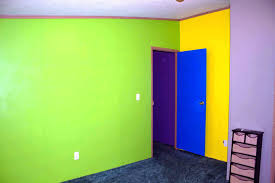 Our Gallery Of Excellent Ideas Painting Walls Different Colors Charming  Inspiration Rooms With One Wall Painted