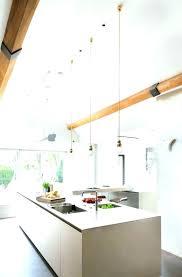 track lighting for sloped ceiling. Sloped Ceiling Kitchen Lighting Track Vaulted For